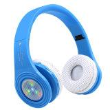 Stn-19 Bluetooth Musik-Kopfhörer-drahtloser Kopfhörer mit Karte LED-TF