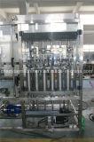 플라스틱에 의하여 병에 넣어지는 기름 자동적인 충전물 기계