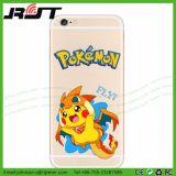 Projetar a caixa de borracha do telefone de Pokemon TPU da cópia para o iPhone 5