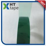 De groene Plakband van het Silicone van de Polyester