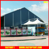 Grande tenda europea curva 25m del partito della tenda foranea di stile del campione dal baldacchino impermeabile di 40m