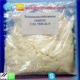 Pó esteróide Andriol da hormona de Undecanoate da testosterona para o impulso do músculo