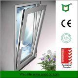 2017緩和されたガラスが付いている新しいデザイン建築材料のアルミニウムプロフィールの傾きの回転Windows