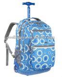 (KL219)熱い販売法車輪のトロリー袋が付いている防水ポリエステルバックパック