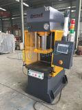 piccola macchina fredda manuale dell'olio della pressa di olio 100ton