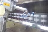 Linha de pintura UV do pulverizador do robô automático para as peças plásticas
