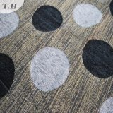 Синель и хлопко-бумажная ткань краски пряжи полиэфира