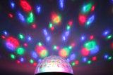 Профессиональный свет влияния Karaoke диско СИД волшебный кристаллический