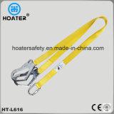 Verdrahtungs-Fall-Schutz-Material-Sicherheits-Abzuglinie mit Schnellhaken