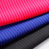Texitile Sandwich Cotton / Polyester Air Layer Tecido para vestuário (HST410)