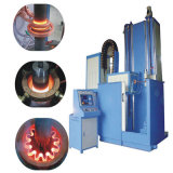 Aquecimento do metal com a máquina-instrumento de endurecimento de indução do CNC