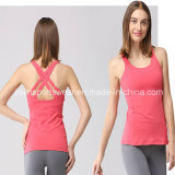 Hot Sexy Ladies Deportes Stringer Tank Top Mujer Fitness Camisole