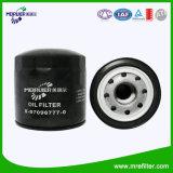 Filtro de óleo de peças automotivas para Isuzu Engine (8-97096777-0)