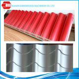Il comitato composito di alluminio Nano del materiale da costruzione del metallo del rivestimento dell'alto isolamento termoresistente ha galvanizzato lo strato d'acciaio del tetto della bobina