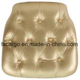 Amortiguador copetudo duro de la silla de Chiavari del vinilo (CV026B)