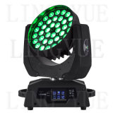 Stage de lumière 36X12W RGBW LED Wash Moving Head DJ Lighting