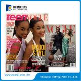 Impression de magazine de quatre femmes de couleur