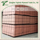 12mm Poplar Core Okoume Faced Commercial Plywood, Linyi Wood Board Prices