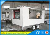 Acoplados móviles del Bbq del carro del helado de Ys-Fb390A para la venta