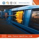 6각형 철사 그물세공 기계 (Gabion 기계 선)