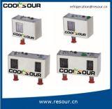 Controle de pressão dobro de Coolsour, encaixe de Refriferation