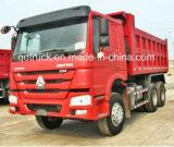 336HP Sinotruk HOWO 6X4 팁 주는 사람 트럭 (ZZ3257N3447A)