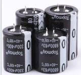 270UF 450V el 20%, broche de presión 30*50 en el condensador electrolítico de aluminio 105c Tmce18