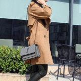 De061. Cuoio della mucca del sacchetto di spalla del sacchetto delle donne delle borse del cuoio della borsa di modo delle borse del progettista delle borse della borsa delle signore