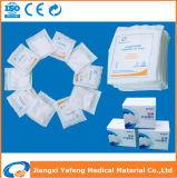 garza sterile 4X4 per cura della ferita