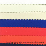 Ткань одежды Twill хлопка Fr пожаробезопасной безопасности Retardant