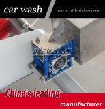 Высокая машина мытья автомобиля тоннеля давления с щетками Италии