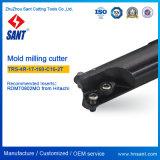 Molde indexable de Toolholders de las herramientas de corte del CNC que muele que muele Rdmt recomendado Trs-4r-17-160-C16-2t