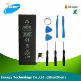 батарея мобильного телефона полимера лития 3.7V для iPhone 5s для батареи iPhone 5c для Se iPhone 5