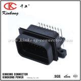 Connettore elettrico impermeabile del PWB dell'automobile maschio modo/di 34 Pin