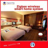 Tyt Zigbeeの無線情報処理機能をもったホテルのAPPによって制御されるスマートなホームシステム