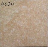Azulejo de suelo de cerámica rústico del material de construcción con la superficie opaca (4019)