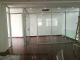 Muro de vidrio móvil sin muros de pared Hotel Partición temporal