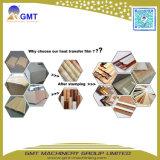 Cadena de producción compuesta de madera plástica del perfil de la cerca del suelo de WPC PVC+PP