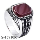 New Model Fashion Jewelry 925 Silver ring for Men
