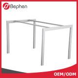 유리제 사무실 테이블 디자인 오피스 수신 테이블 프레임