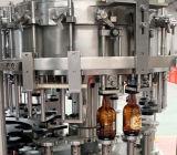 Bière de bouteille en verre de GV Bcgf18-18-6 machine 3 in-1 recouvrante remplissante de lavage