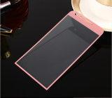 携帯電話LG G5のための粉砕防止緩和されたガラススクリーンの保護装置を曲げる3D曲げられた表面の熱