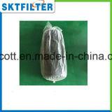Kohlenstoff-Filter-Media-Ohr-Filter