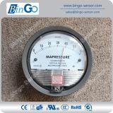 Micro calibre de pressão diferencial para o quarto desinfetado