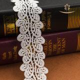Tessuto del merletto del bello fiore del cotone di modo/merletto chimici della guipure, più colore da scegliere