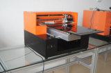 Máquina de alta resolución barato Pequeño UV móvil cubierta de la impresión
