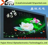 Il colore completo esterno P10 impermeabilizza il modulo dello schermo di visualizzazione di 320mm*160mm