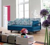 Grote Grootte Stof Gevouwen Sofabed met Comfortabele Rugleuning