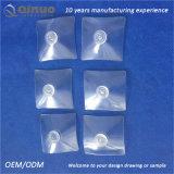 L'aspiration en plastique carrée faite sur commande de vis de Qinuo met en forme de tasse la qualité