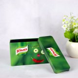포장 차 주석 상자 또는 커피 주석 콘테이너 또는 음식 주석 상자